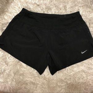NWT Women's Black  Nike Dri-fit Shorts size small